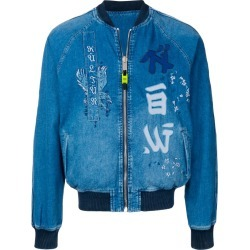 Diesel reversible denim jacket - Blue found on MODAPINS from FARFETCH.COM Australia for USD $362.71