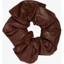 Jil Sander Womens Brown Hair Scrunchie found on Bargain Bro UK from Browns Fashion