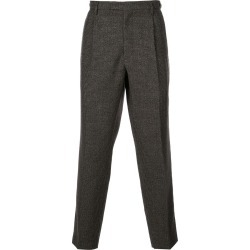 Barena micro-pattern trousers - Blue found on MODAPINS from FarFetch.com - US for USD $470.00
