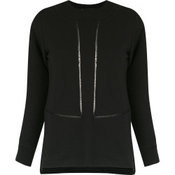 Andrea Bogosian perforated knit blouse - Black found on MODAPINS from FarFetch.com- UK for USD $505.81
