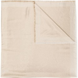 000c093e49 Fabiana Filippi shimmer plain scarf - Gold found on MODAPINS from  FarFetch.com - US