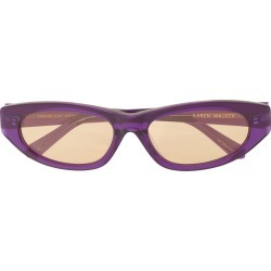 Karen Walker Paradise Lost sunglasses - Purple found on Bargain Bro UK from FarFetch.com- UK