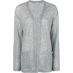Barena open front cardigan - Grey found on MODAPINS from FARFETCH.COM Australia for USD $253.88
