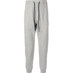Bassike drawstring track trousers - Grey found on MODAPINS from FARFETCH.COM Australia for USD $192.44