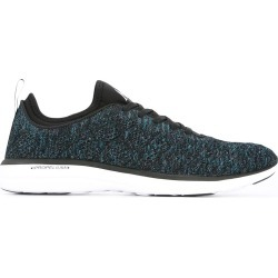 Apl mélange lace-up sneakers - Blue found on MODAPINS from FARFETCH.COM Australia for USD $111.99