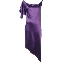 Area draped one sleeve dress - Purple found on MODAPINS from FarFetch.com- UK for USD $788.91