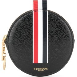 Thom Browne round coin purse - Black found on Bargain Bro UK from FarFetch.com- UK