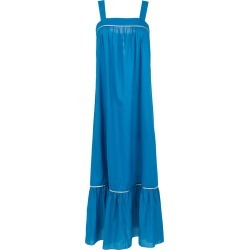 Adriana Degreas long dress - Blue found on MODAPINS from FarFetch.com- UK for USD $743.79