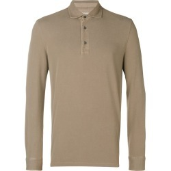 Ballantyne long-sleeved polo shirt - Brown found on MODAPINS from FarFetch.com - US for USD $161.00