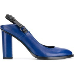 A.F.Vandevorst block heel pumps - Blue found on MODAPINS from FarFetch.com- UK for USD $692.91