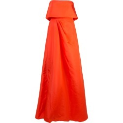 Alex Perry sleeveless gown - Orange found on MODAPINS from FarFetch.com- UK for USD $6751.02