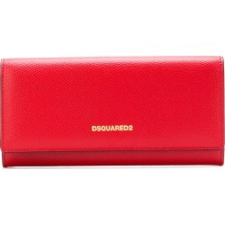 Dsquared2 logo foldover wallet found on MODAPINS from FARFETCH.COM Australia for USD $391.19