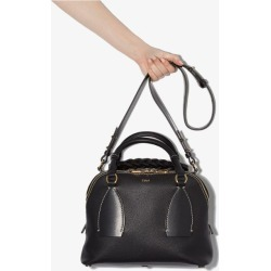 Chloé Womens Blue Daria Medium Leather Shoulder Bag found on MODAPINS from Browns Fashion for USD $1982.88
