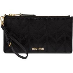 Miu Miu zipped pouch wallet found on Bargain Bro UK from Eraldo