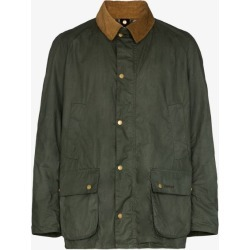 Barbour Mens Green Ashby Lightweight Cotton Jacket found on Bargain Bro UK from Browns Fashion