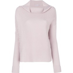 Agnona cowl neck sweater - Pink found on MODAPINS from FarFetch.com - US for USD $668.00
