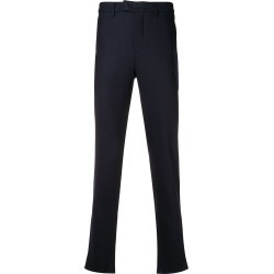 Barena slim-fit tailored trousers - Blue found on MODAPINS from FarFetch.com - US for USD $134.00