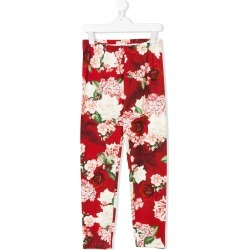 35e6fb7e7a0c4 Monnalisa floral print leggings - Red found on MODAPINS from FarFetch.com -  US for