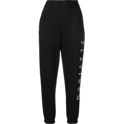 Alexander Wang Platinum track pants - Black found on MODAPINS from FarFetch.com- UK for USD $402.65