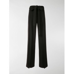Saint Laurent pleated trousers found on Bargain Bro India from stefania mode for $1192.00