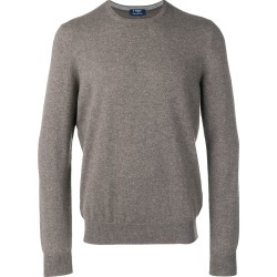 Barba cashmere crew neck jumper - Brown found on MODAPINS from FarFetch.com- UK for USD $356.54