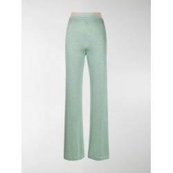 Missoni high waisted intarsia knit trousers found on Bargain Bro UK from MODES GLOBAL