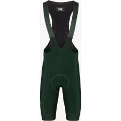 Pas Normal Studios Mens Green Control Fleece Cycling Bib found on Bargain Bro UK from Browns Fashion