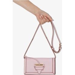 Loewe Womens Pink Barcelona Soft Leather Mini Cross Body Bag found on Bargain Bro UK from Browns Fashion