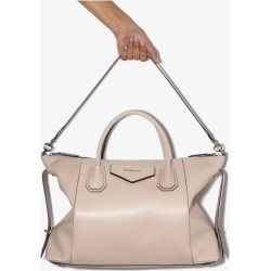 Givenchy Womens Neutrals Giv Antigona Soft Med Tote W Shldr Strp found on Bargain Bro UK from Browns Fashion
