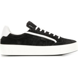 Salvatore Ferragamo flat low top trainers - Black found on MODAPINS from FarFetch.com- UK for USD $570.72