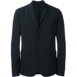 Aspesi notched lapel blazer - Blue found on MODAPINS from FarFetch.com - US for USD $395.00