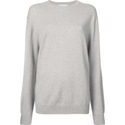 Alexandra Golovanoff round neck sweatshirt - Grey found on MODAPINS from FARFETCH.COM Australia for USD $253.42