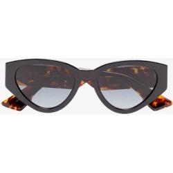 Dior Eyewear Womens Black Leo 52 Sunglasses found on Bargain Bro UK from Browns Fashion