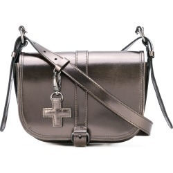A.F.Vandevorst saddle crossbody bag - Grey found on MODAPINS from FarFetch.com- UK for USD $967.75