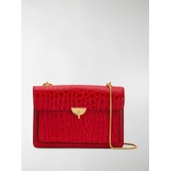 Dries Van Noten crocodile-effect shoulder bag found on Bargain Bro UK from MODES GLOBAL