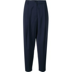 Barena Garbo pleated trousers - Blue found on MODAPINS from FarFetch.com - US for USD $246.00