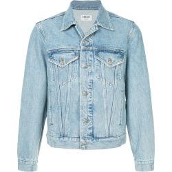 Agolde Preston denim jacket - Blue found on MODAPINS from FarFetch.com- UK for USD $575.20