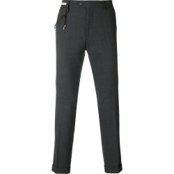 Berwich cropped tailored trousers - Grey found on MODAPINS from FarFetch.com- UK for USD $112.32