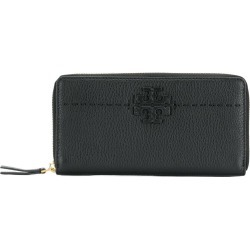 Tory Burch McGraw zip continental wallet - Black found on Bargain Bro Philippines from FarFetch.com - US for $228.00