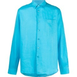 Vilebrequin long sleeve shirt - Blue found on Bargain Bro UK from FarFetch.com- UK