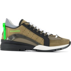 Dsquared2 551 sneakers - Green found on Bargain Bro UK from FarFetch.com- UK