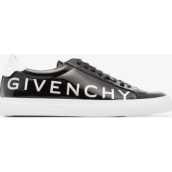 Givenchy Mens Black Urban Street Logo Patent Leather Sneakers found on Bargain Bro UK from Browns Fashion