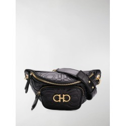 Salvatore Ferragamo quilted logo belt bag found on Bargain Bro from MODES GLOBAL for £1101