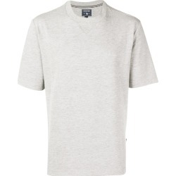 Woolrich ribbed detailed T-shirt - Grey found on Bargain Bro India from FARFETCH.COM Australia for $91.52