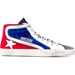 Golden Goose Slide high-top sneakers - Red found on Bargain Bro UK from FarFetch.com- UK