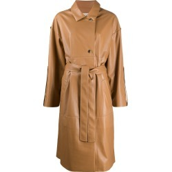 Aeron faux leather trench coat found on MODAPINS from Eraldo for USD $1016.06