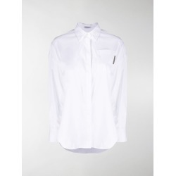 Brunello Cucinelli chest patch pocket shirt found on Bargain Bro UK from MODES GLOBAL