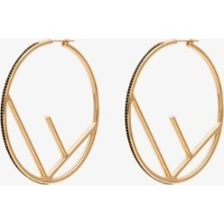 Fendi F is Fendi earrings found on Bargain Bro India from Browns Fashion US for $650.00