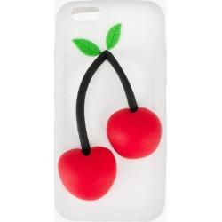 Natasha Zinko white cherry iPhone 6 case found on Bargain Bro UK from Browns Fashion