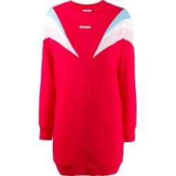 Levi's striped shoulder sweater dress - Red